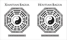 Bagua verwendete in feng shui Lizenzfreie Stockfotos