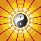 Baguasymbool van Taoïsme vector illustratie