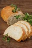 baguet γαλλικά στοκ εικόνες