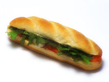 Baguette Images stock