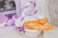 baguette Fotografia Stock