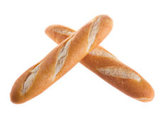 Baguette bread Stock Images