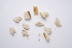 Baguette Bread crumbs Stock Photography