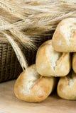 Baguette Bread - vertical Stock Photo