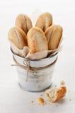Baguette casalinghe francesi Immagini Stock Libere da Diritti