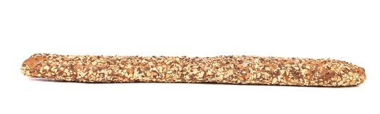 Baguette with cereals. Stock Photos