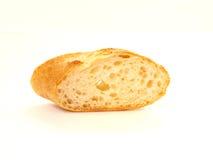 Baguette coupée en tranches Photo libre de droits