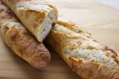 Baguette de pain français Photos libres de droits