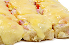 Baguette desserrée Photos libres de droits