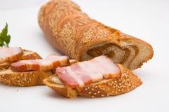 Baguette francês Imagens de Stock