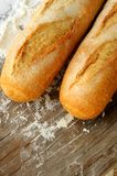 Baguette french clasical bread from france Royalty Free Stock Images