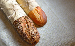 Baguette french Royalty Free Stock Images