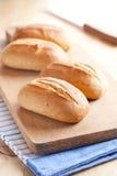 Baguette fresco fotografia stock