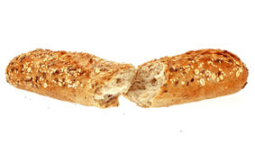 Baguette. Royalty Free Stock Photo