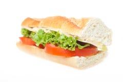 baguette kanapka Zdjęcie Royalty Free