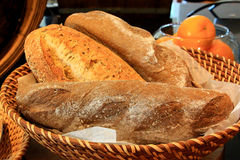 Baguette stock images
