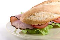 Baguette Sandwich Stock Image