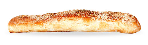 Baguette With Seeds Stock Image