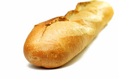 Baguette temptation Stock Images
