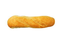 Baguette on white Stock Photography