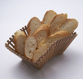 Baguettebrood royalty-vrije stock afbeelding
