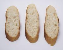 Baguettebrood royalty-vrije stock foto