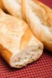 baguettes γαλλικά στοκ φωτογραφίες