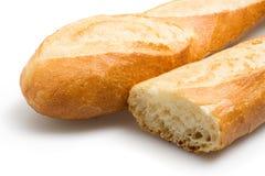 baguettes γαλλικά στοκ φωτογραφία