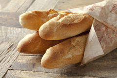 baguettes γαλλικά στοκ φωτογραφία με δικαίωμα ελεύθερης χρήσης