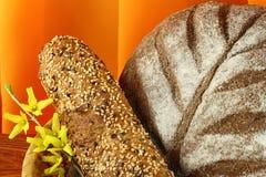 Baguettes fraîchement cuites au four Photos libres de droits