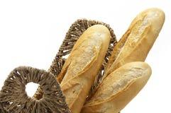Baguettes (horizontal) Stock Photo