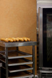 Baguettes isolated Stock Image