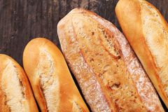 Baguettes Royalty Free Stock Photography