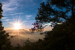 Baguio_01 免版税图库摄影