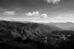 Baguio_02 imagem de stock
