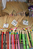 Baguio Brooms Royalty Free Stock Image