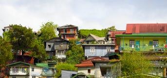 Baguio Cuty, Philippinen stockfotos