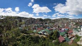 Baguio Filippinerna Arkivfoton