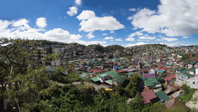 Baguio Philippines Photos stock