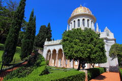 Bahá 'à tuinen royalty-vrije stock foto