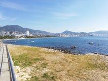 BahÃa de Acapulco στοκ εικόνες