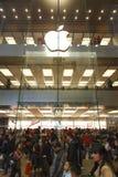 Bahía Apple Store del terraplén Fotos de archivo