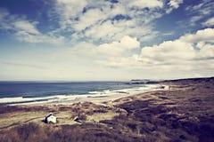 Bahía blanca Antrim del parque fotografía de archivo libre de regalías