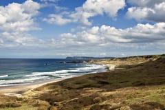 Bahía blanca Antrim del parque fotos de archivo libres de regalías