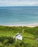 Bahía blanca del parque, condado Antrim Fotos de archivo libres de regalías