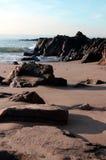 Bahía crescent Imagen de archivo libre de regalías