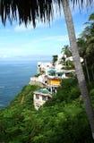 Bahía de Acapulco Imagen de archivo libre de regalías