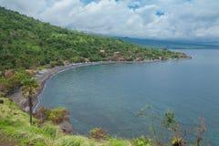 Bahía de Amed Imagen de archivo libre de regalías