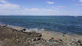 Bahía de Amursky vladivostok Fotografía de archivo