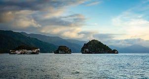 Bahía de Banderas - Puerto Vallarta, México fotografía de archivo